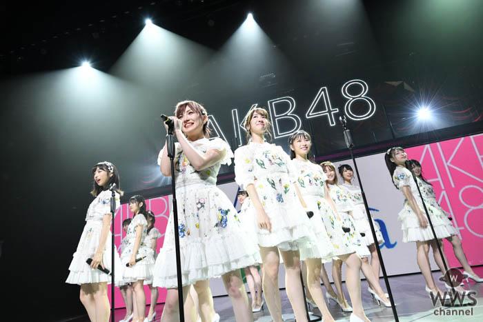 AKB48ツアー選抜が関東初ライブ!ファン投票で岡田奈々がセンターに
