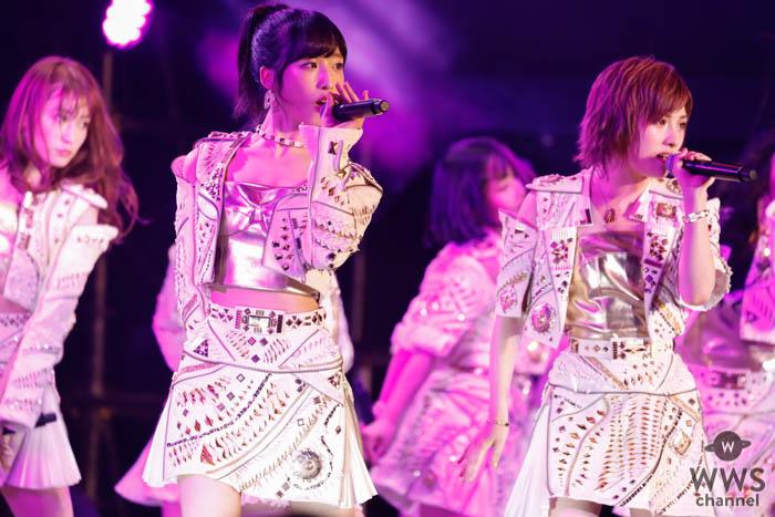 【ライブレポート】AKB48がイノフェスの大トリを飾る!☆Taku Takahashiによるリミックスに見た新たなライブシーンの可能性