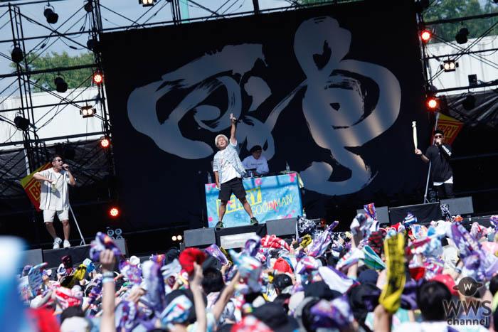 ベリーグッドマンが14日のトップバッターで出演!<秋田CARAVAN MUSIC FES 2019>