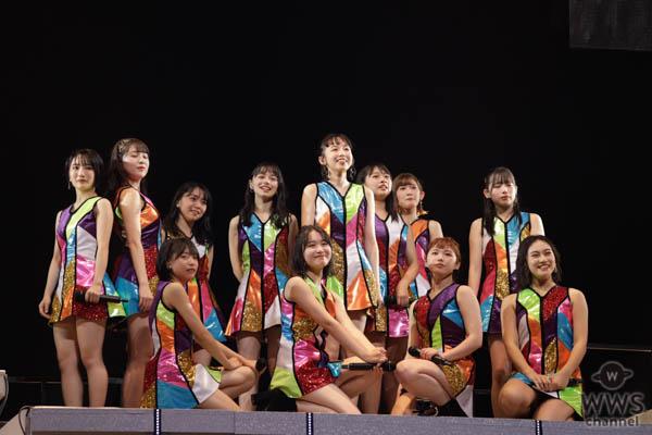 【ライブレポート】アンジュルム、涙よりも笑顔が溢れた勝田里奈卒業公演!
