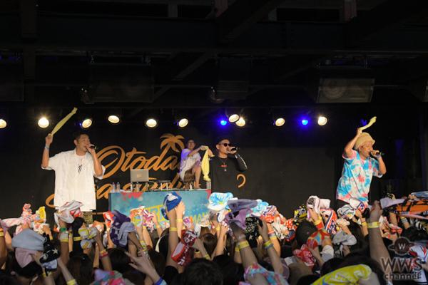 【ライブレポート】ベリーグッドマンが『OTODAMA』に出演!『ライオン』『大丈夫』を歌唱!