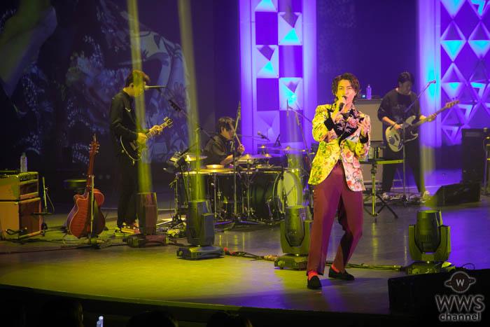 【ライブレポート】超特急タカシ ソロライブ『Utautai』開催!70年J-popから初挑戦の洋楽カバーまで。ヴォーカリストとしての未来の目標も発表!