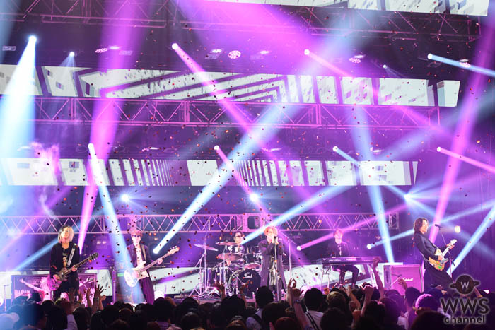 GLAYが『春を愛する人』を熱唱し「MTV VMAJ 2019 -THE LIVE-」大トリを飾る!<MTV VIDEO MUSIC AWARDS 2019>