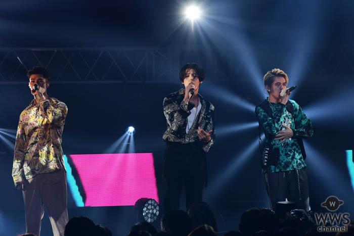 INTERSECTIONが「MTV VMAJ 2019 -THE LIVE-」に初出演!約2,000人の観客を魅了! <MTV VIDEO MUSIC AWARDS 2019>