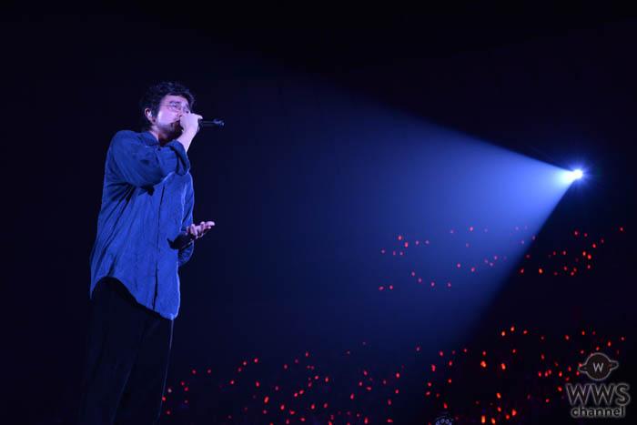 【ライブレポート】King-Gnu(キングヌー)の井口理が「岡村隆史のオールナイトニッポン歌謡祭」にサプライズ登場!『ワインレッドの心』を歌い上げ会場を魅了
