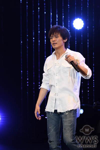 新浜レオン、ファーストソロコンサート開催!西城秀樹の名曲「ブルースカイ ブルー」のカバーを初披露!!