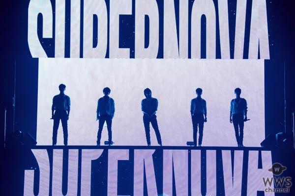 SUPERNOVA、日本デビュー10周年記念ツアー&「☆博10」完走!「僕たちは超新星でした!」