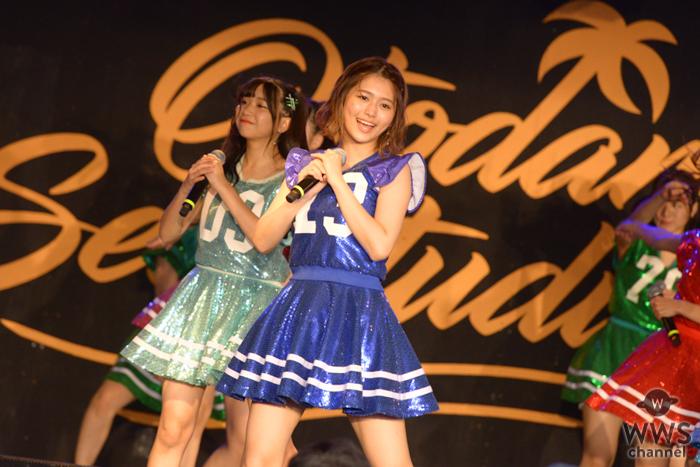【ライブレポート】SKE48・北野瑠華がセンターで『FRUSTRATION』披露!お決まりの「岐阜ネタ」も?「OTODAMA」で夏を締めくくるサマーステージに会場熱狂
