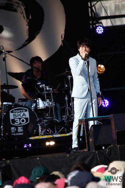 東京スカパラダイスオーケストラが高橋優主催フェスでコラボ!<秋田 CARAVAN MUSIC FES 2019>