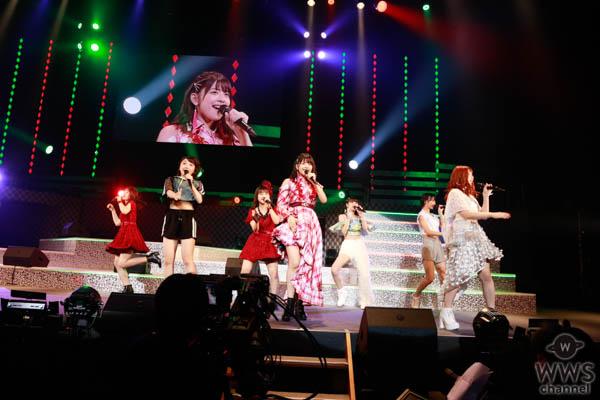 ハロプロのサマーツアー、の最終 公演が中野サンプラザで開催!