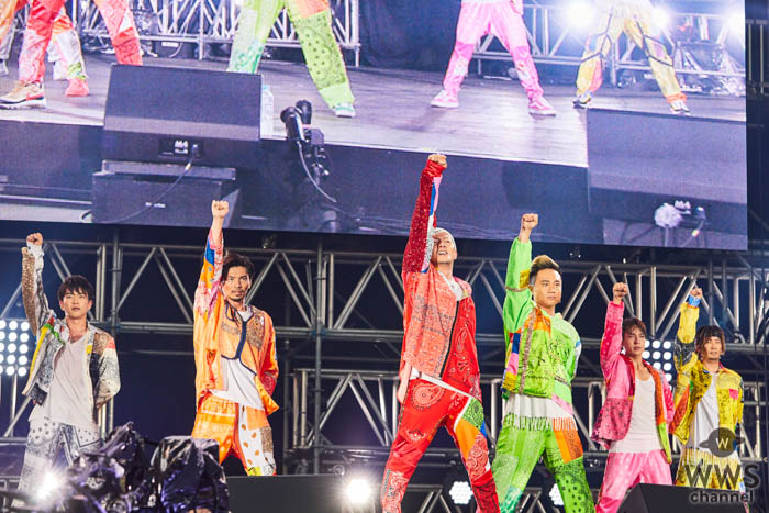 【ライブレポート】DA PUMPが氣志團万博2019で魅せたホンモノの輝き