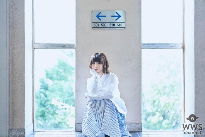 蒼山幸子(ex.ねごと)、ソロ活動のオフィシャルHP&アーティスト写真を公開!