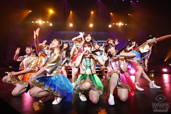 SKE48、全国ツアーを福島から再開!須田亜香里のキスに浅井裕華ご満悦