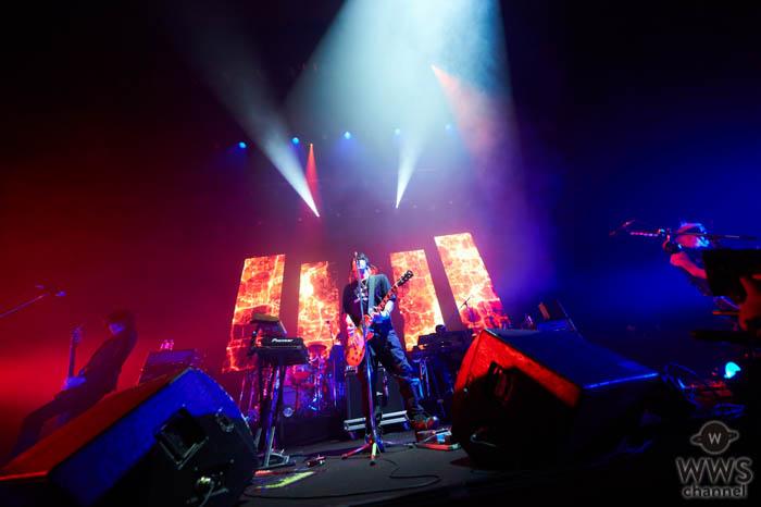 the HIATUS、結成10周年の一夜限りのスペシャルライブを開催