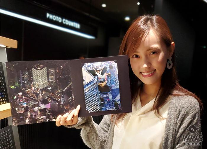 【写真特集】現役慶應大生・高橋茉莉が渋谷スクランブルスクエア展望台「SHIBUYA SKY」をレポート!「海外からのお客さんはもちろん渋谷に普段来る若者も楽しめそう」