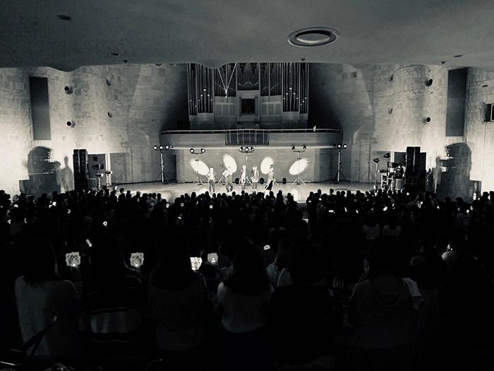 Da-iCEが甲南女子大学でライブ開催に学生歓喜!「自分の大学で会うっていう夢が叶って幸せでした」
