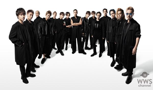 2020年1月1日にEXILE、EXILE THE SECONDのスプリット・シングル発売決定!!