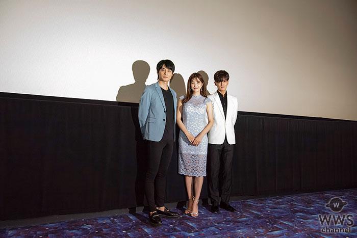 映画「TOKYO24」初日舞台挨拶上映イベントに寺西優真、キム・グァンス、葉加瀬マイ、長谷直美らが登壇!