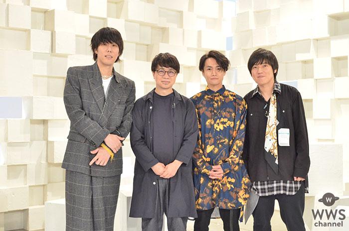 RADWIMPS、NHK総合にて「天気の子」特集番組の放送が決定!主題歌4曲の貴重なスタジオパフォーマンスと新海誠監督とのトークも!