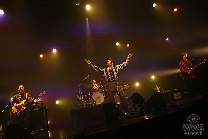 OKAMOTO'S、オカモトショウ生誕祭をオールナイトで開催!豪華ゲストが集結しファンとともに誕生日をカウントダウン!東名阪ツアーの開催も発表に!