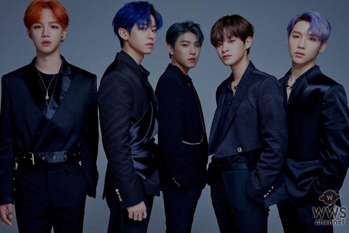 K-Pop新人アイドル・グループAB6IXが初アルバム『6IXENCE(シックスセンス)』を発表!!