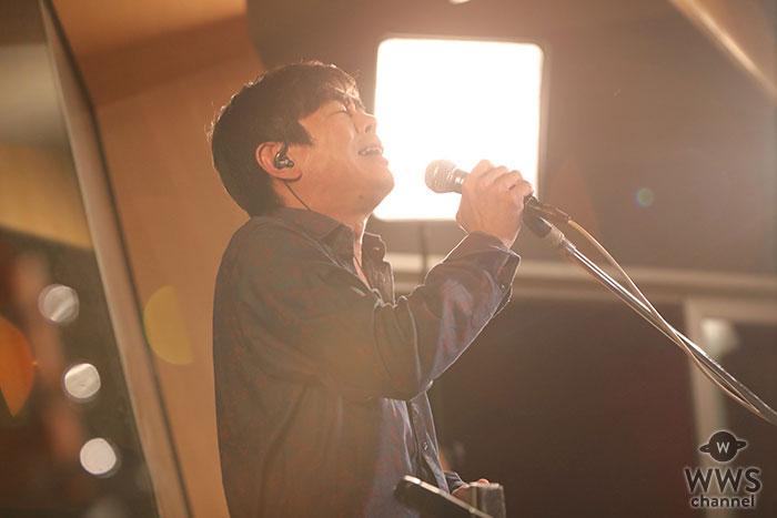 宮沢和史、デビュー30周年記念ライブをWOWOWで生中継!直前番組のダイジェストを番組サイトで公開!