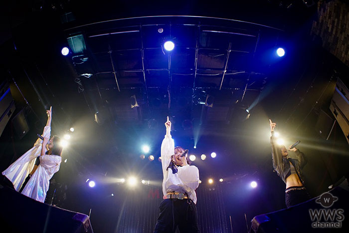 Jewel、自身最大規模の全国ツアー初日で新曲初披露!艶っぽい表情を魅せた新ビジュアルも公開!