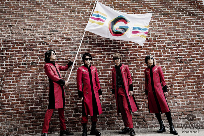 GLAY、YouTube Music Nightに出演決定!!