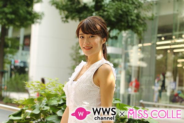 【 動画 】ミス立教・西村香也子が語る!「子供からも尊敬される母親になりたい」ミス立教コンテスト2019 エントリーNo.3<WWS x MISS COLLE ミスコレ>
