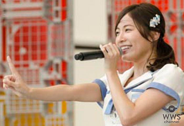 SKE48・松井珠理奈、活動開始を告げるインスタ更新!「皆様からの言葉に日々癒されています」