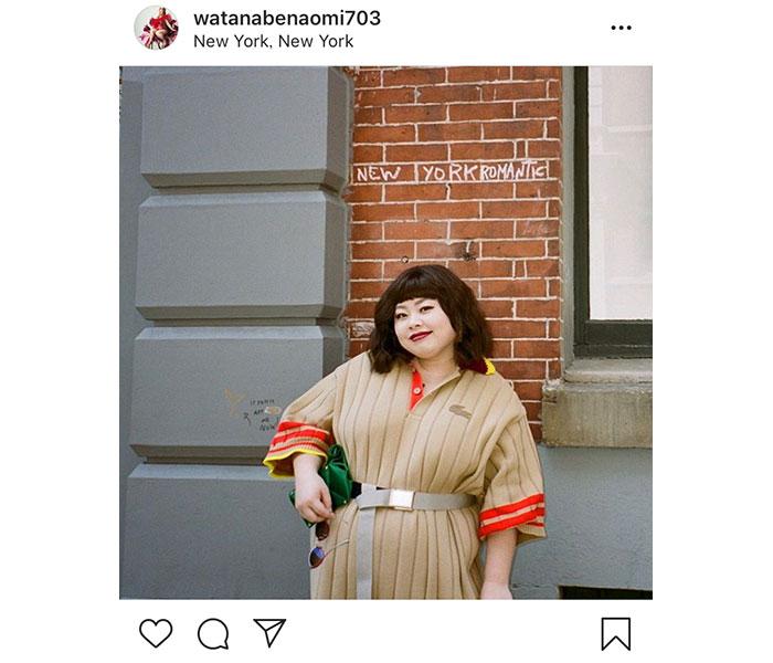 渡辺直美がニューヨークでの私生活を公開!「とてもいい動画でした!」「髪型ステキ!!真似したい」の声も!