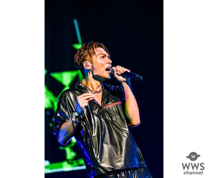 【ライブレポート】EXILE SHOKICHIが大トリに登場!圧倒的ライブパフォーマンスで大阪城ホールを席巻<MBS音祭2019>