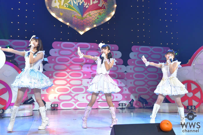 AKB48 チーム8、全国ツアーで新メンバー『天使のしっぽ』歌唱!愛媛公演で披露