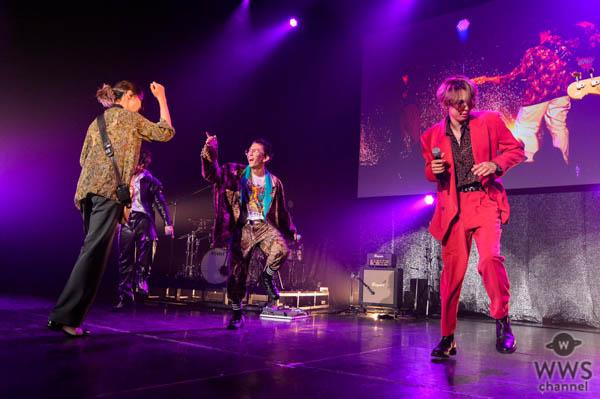 【ライブレポート】BuZZがオープニングアクトで登場!デビュー曲『LEAN ON ME』を熱唱<w-inds. Fes ADSR 2019>