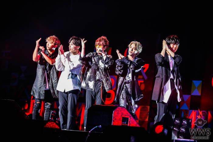 【ライブレポート】Da-iCE、ポップナンバーからバラードまで、様々な世界観で圧倒的パフォーマンス!<MBS音祭2019>