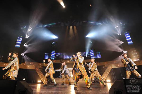 DA PUMP、2020年にアリーナ3公演開催決定!