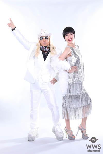 DJ KOOが『サタデー・ナイト・フィーバー』のオフィシャルサポーターに就任!