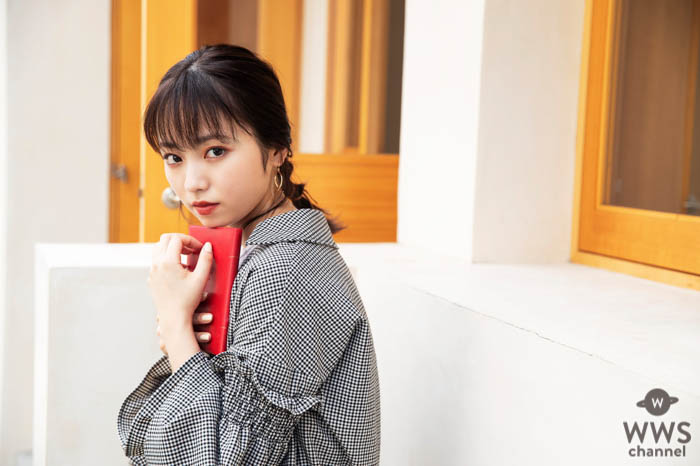 今泉佑唯がセブンネット読書女子10月担当に抜擢!