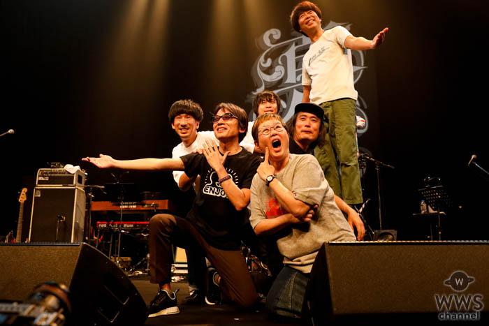真心ブラザーズ、30周年記念ライブツアーを日本青年館からスタート