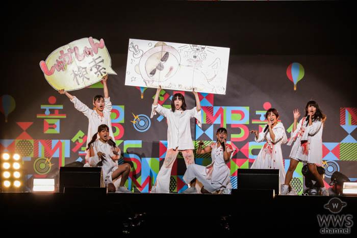 【ライブレポート】大阪☆春夏秋冬がオープニングアクトで「MBS音祭2019」のステージに登場!