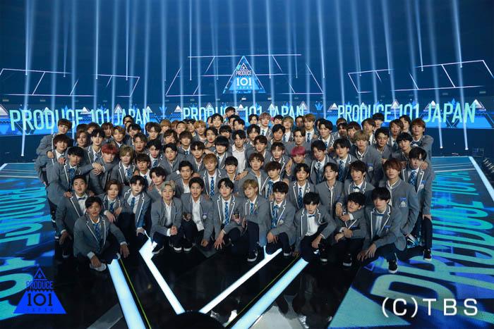 『PRODUCE 101 JAPAN』の最終決戦が12月にゴールデンタイムで生放送!