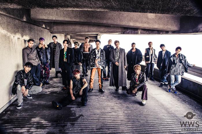THE RAMPAGE、新曲「Move the World」がAbemaTV『格闘代理戦争 K-1 FINAL WAR』のエンディング・テーマに決定!
