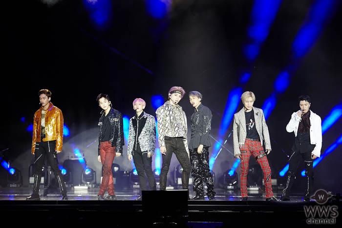 """K-POPのアベンジャーズ""""SuperM""""アメリカのハリウッドでのショーケース大盛況!"""
