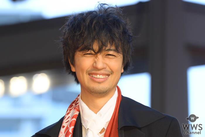 斎藤工、監督作品を提げ「第32回東京国際映画祭」に北村一輝らとレッドカーペットに登場!