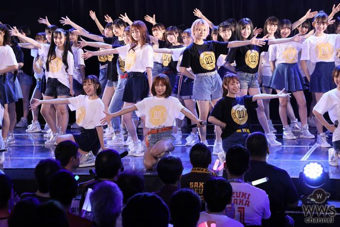 SKE48・劇場デビュー11周年公演は怒涛の48曲ノンストップ披露!『コケティッシュ渋滞中』で伝説の靴飛ばしも!?