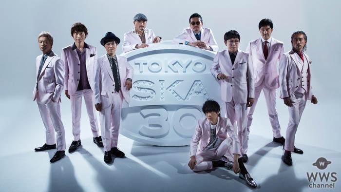 東京スカパラダイスオーケストラ、代々木第一体育館でデビュー30周年イヤーを締めくくる!