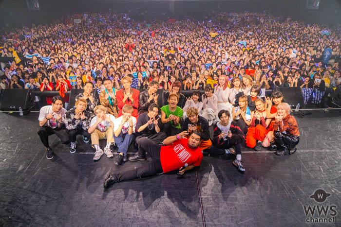 【ライブレポート】w-inds.、SKY-HI、RADIO FISH、フェアリーズら出演アーティストとの絆を魅せたコラボステージを開催!<w-inds. Fes ADSR 2019>