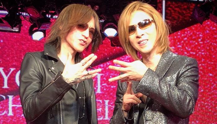 X JAPAN SUGIZOがYOSHIKIの誕生日を祝福!「メンバー同士の愛のあるメッセージ とても素敵ですね」とファン歓喜