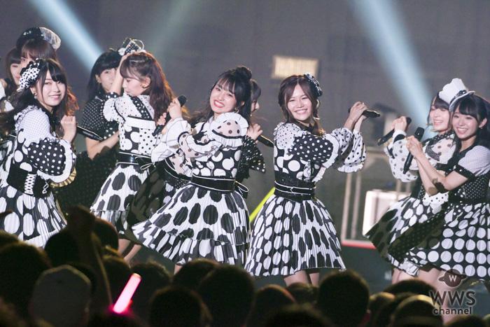 AKB48がNHK紅白に出演決定!令和初開催、12回目の出場に「心から感謝の気持ちでいっぱいです」<第70回NHK紅白歌合戦>