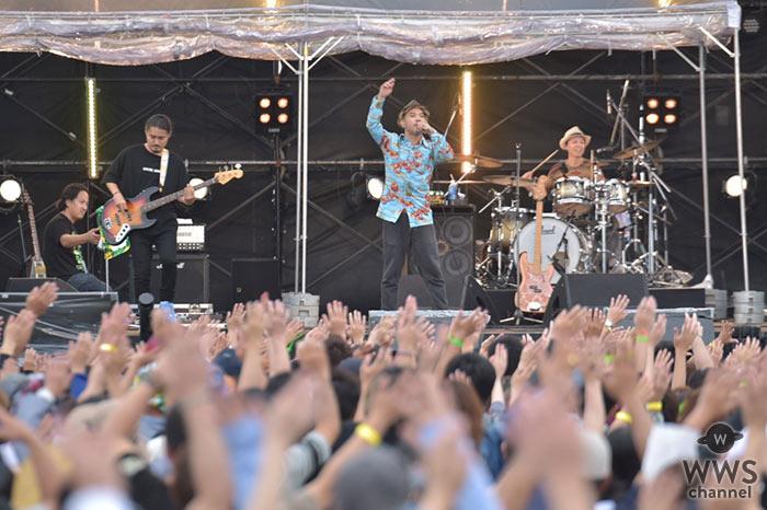 沖縄を代表するアーティスト・かりゆし58が魅力満載のライブ披露!<ドゥシフェス2019>